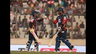 All Six and Four Chittagong Vikings vs Comilla Victorians || 14th Match || Edition 6 || BPL 2019