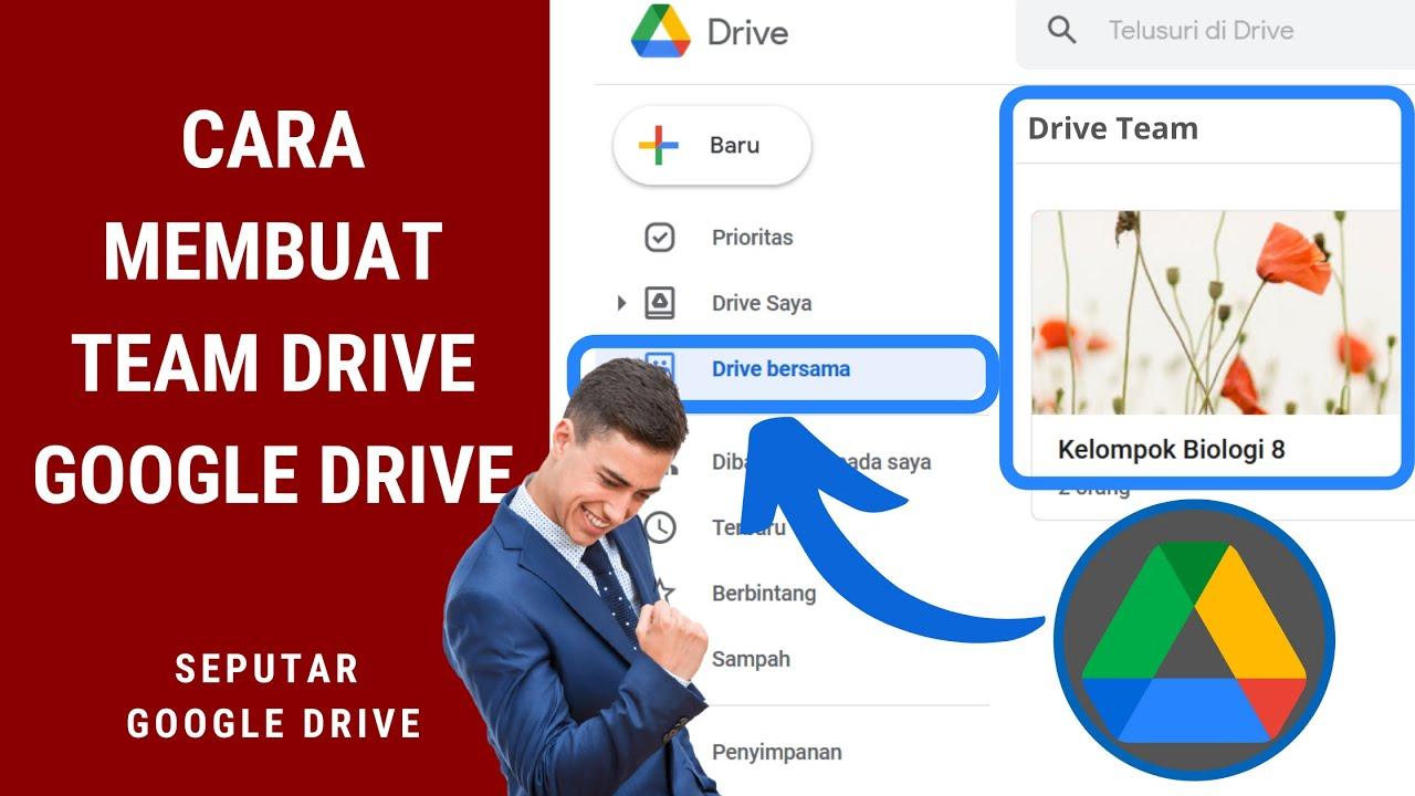 Tips Cara Membuat Drive Google mudah