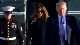 Trump visits Las Vegas amid turmoil in Washington