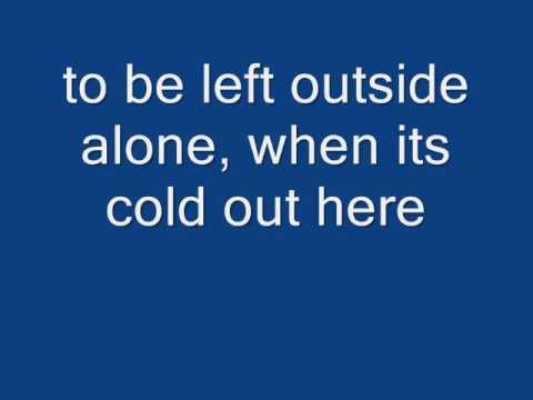 Anastacia   Left outside alone Lyrics