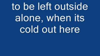 Anastacia Left outside alone Lyrics MP3