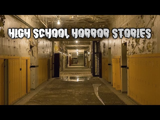 4 Disturbing TRUE High School Horror Stories