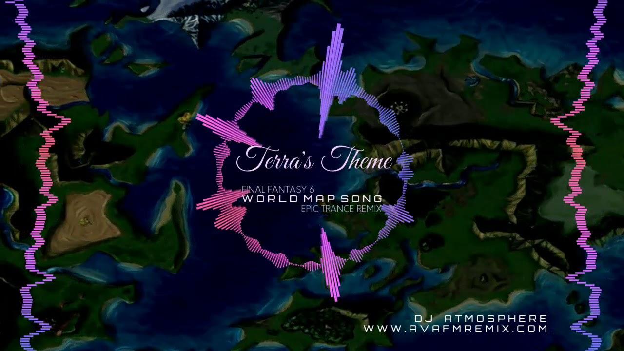 FF6 Map Music - Terra\'s Theme [Epic Trance Remix]
