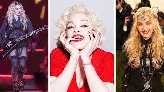 Madonna: Short Biography, Net Worth & Career Highlights