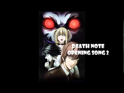 Death Note Opening Song 2
