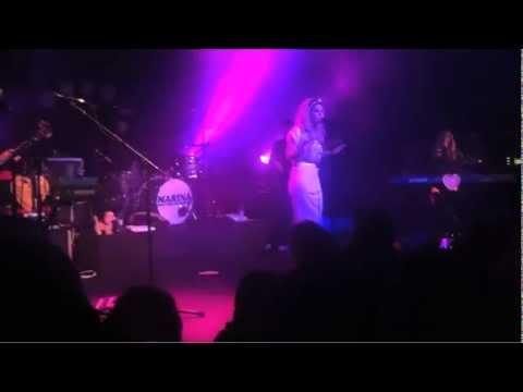 Marina and the Diamonds Live Cambridge part 1