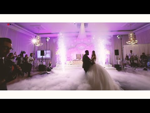 LUXURY AFGHAN WEDDING - MINA & AARASCH