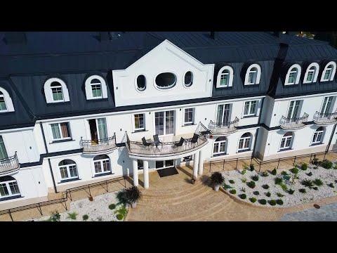 Centrum Opieki i Rehabilitacji - Pałac Nałęczów
