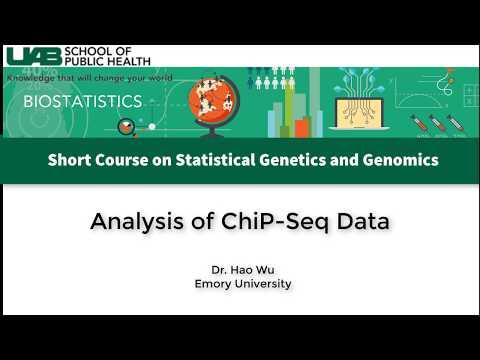 Analysis of ChiP-Seq