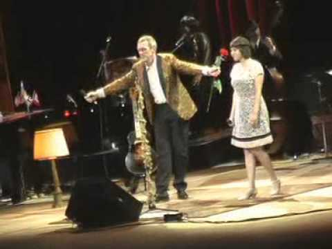 Hugh Laurie & The Copper Bottom Band Russia, Moscow  Kremlin Palace 4 06 2013