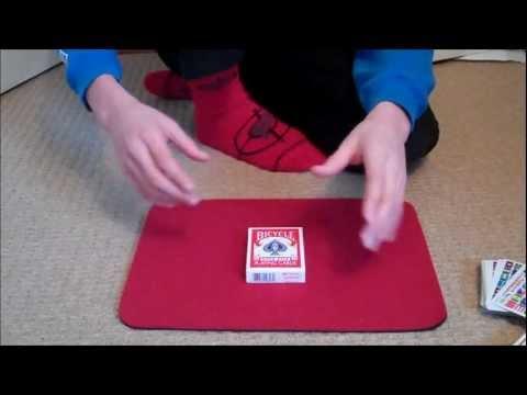 Stripper Deck - Amazing Card Trick Performance
