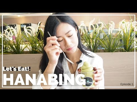 Hanabing - Perth's First & Only Korean Dessert Cafe | Let's Eat! Episode 1