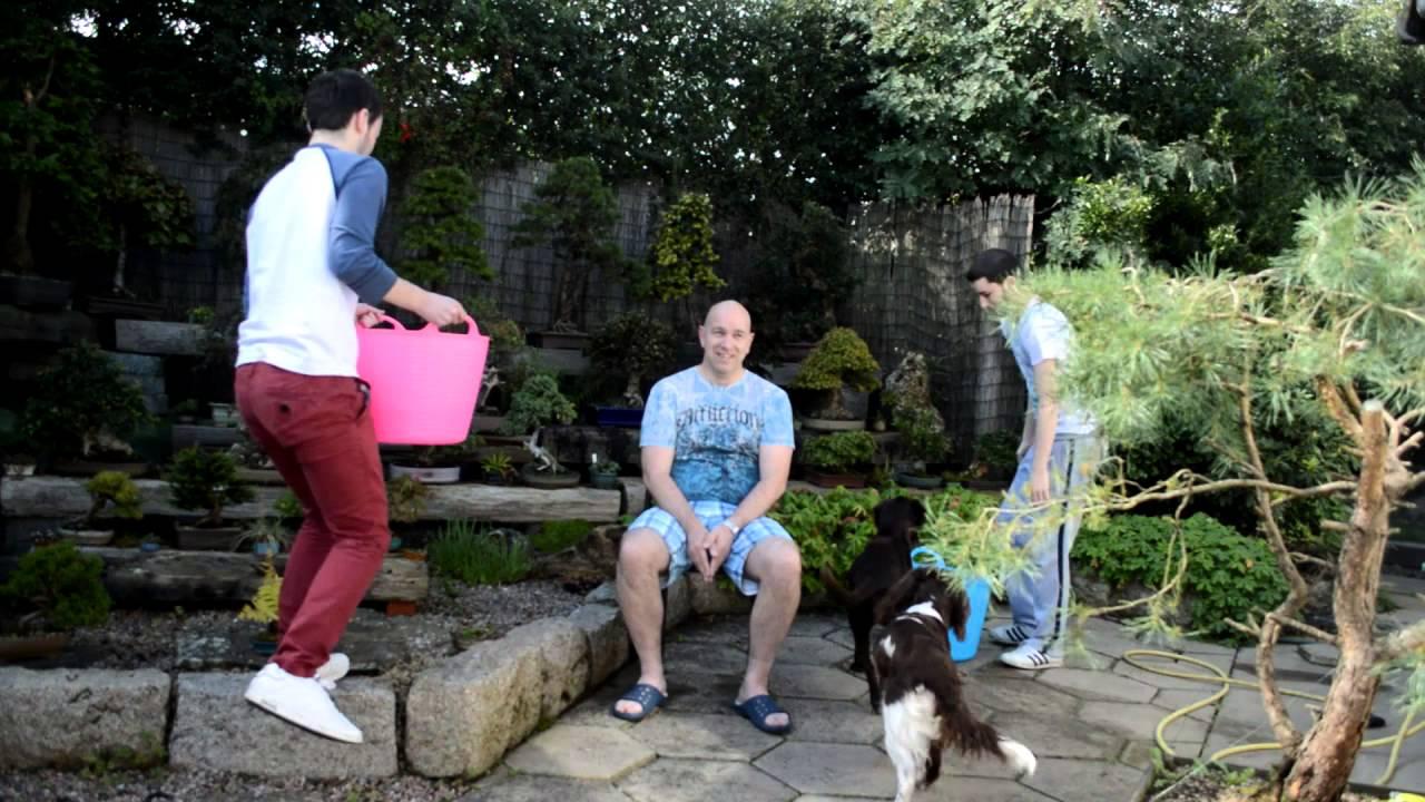 Bonsai Eejit Ice Bucket Challenge Youtube