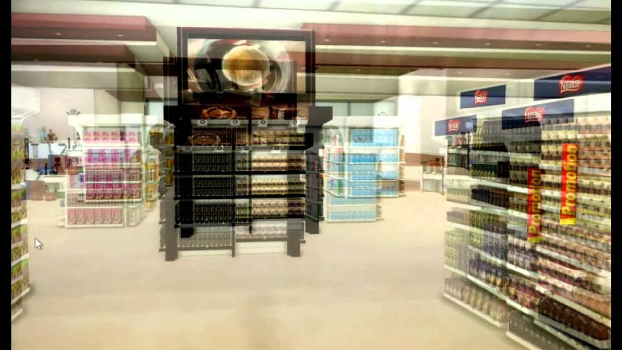 Retail Smart Ltd 3D Shopper Research And Store Visualisation