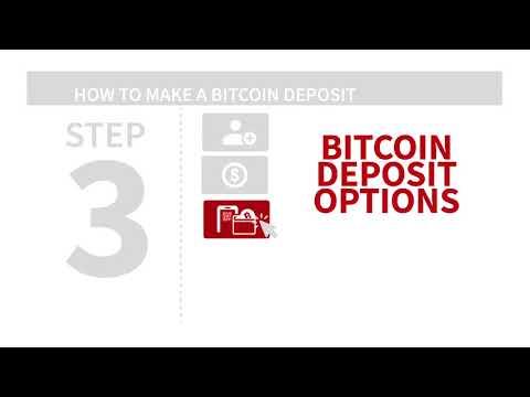 Making A Bovada Bitcoin Deposit
