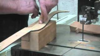 Making A Cabriole Leg - Part 1