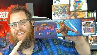 WTF Is A Vanguard Box? Old Foreign Magic Packs & More!
