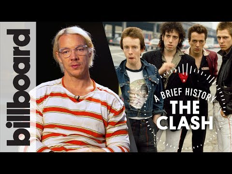 A Brief History of The Clash ft. Diplo | Billboard