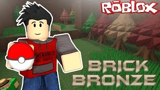 GETTING STARTED | Roblox Pokemon Brick Bronze | #1