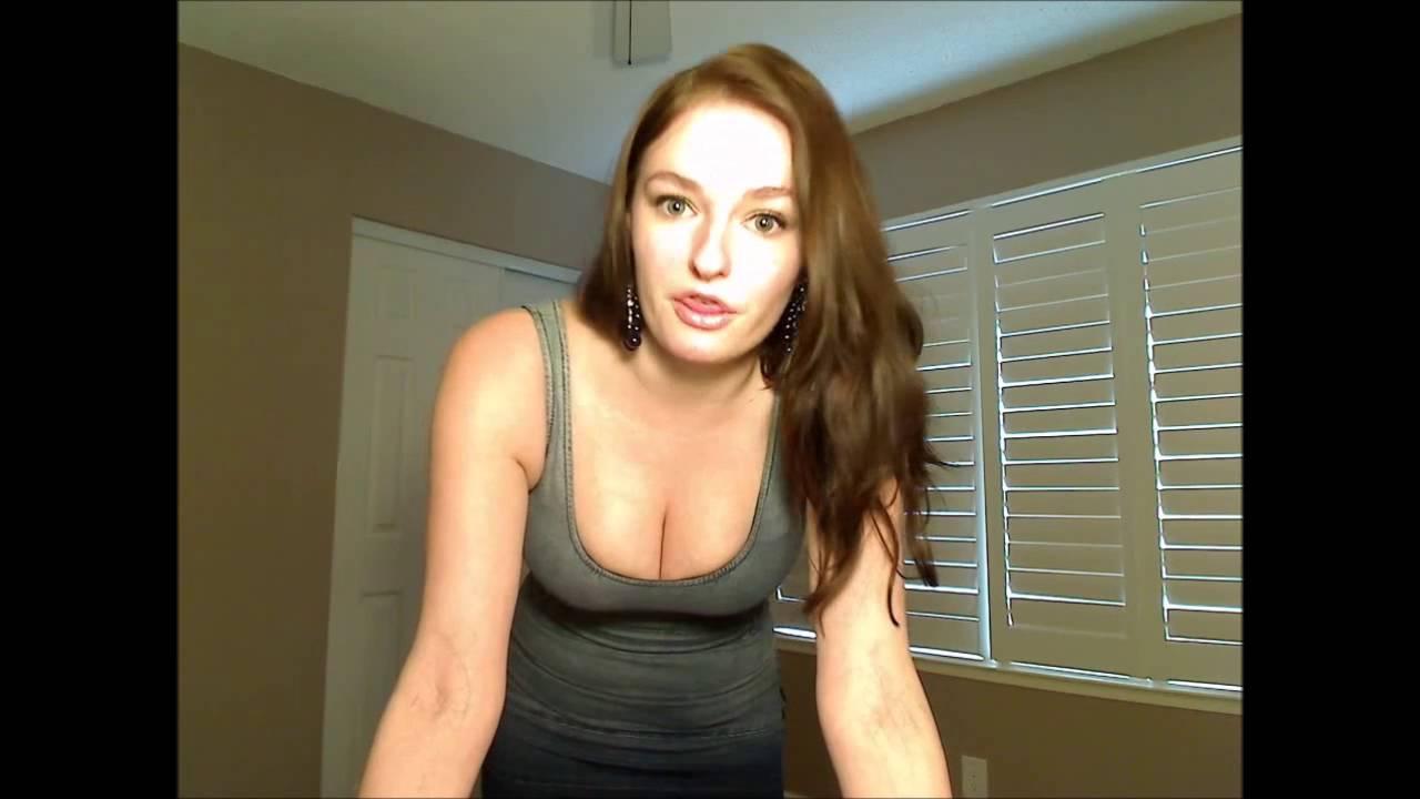 Chubby titty fuck cum shot
