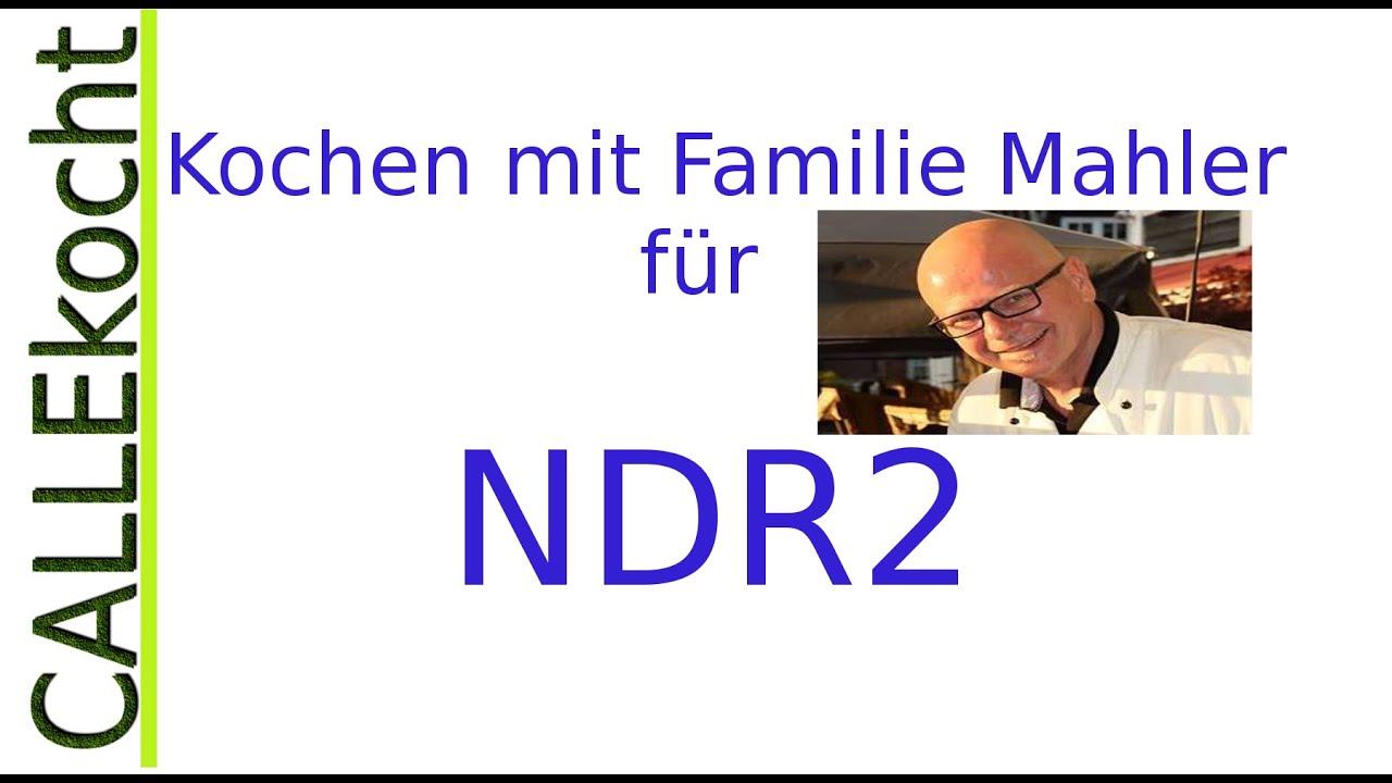 Calle Kocht Heute Bei Familie Mahler Youtube