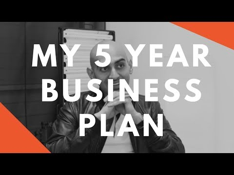 My (Daring) 5 Year Business Plan For The Neil Patel Brand