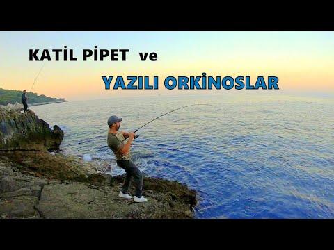 KATİL PİPETLERLE YAZILI ORKİNOS ŞOV !! Cennet Ülkemiz Balık Meraları Çöp İçinde YAZIK... - Bölüm 121