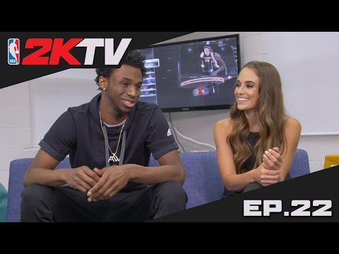 NBA 2KTV S2. Ep. 22 - All-Star Weekend with Andrew Wiggins