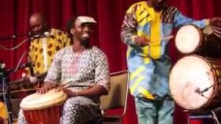 """Kedo""  Boka Kouyate - Djeliyah Band ~ World Rhythm Festival 2017"