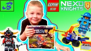 Lego Nexo Knighs Китайский конструктор Лего Нексо Найтс Аналог от Lepin