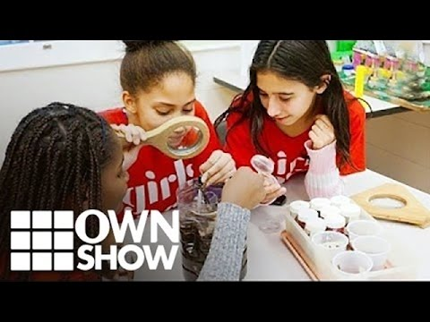 Girls Inc. on Helping Empower Young Girls   #OWNSHOW   Oprah Online