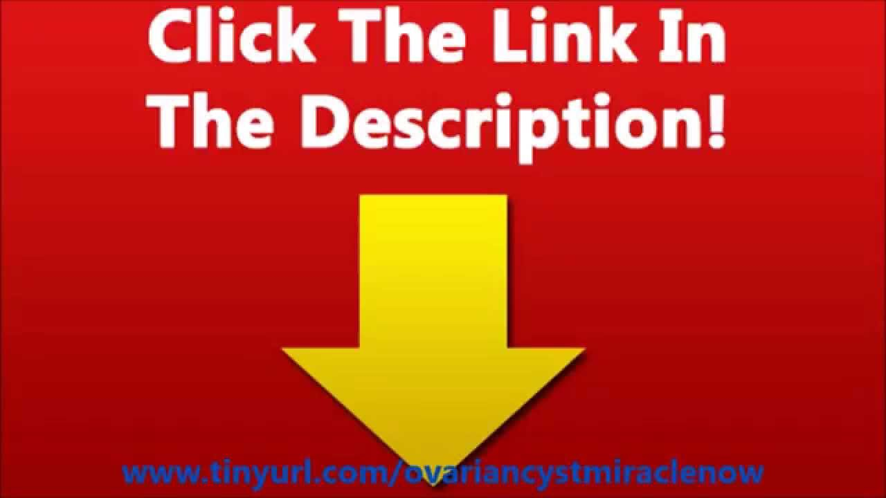 Cyst pdf ovarian miracle