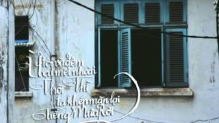 Phạm Hồng Phước - Phía nhà không nắng - cover by Chang