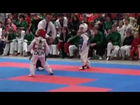 Taekwondo kid   Frederik Emil Olsen Denmark