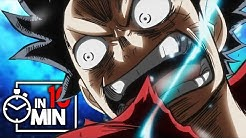 ONE PIECE 'STRONG WORLD' IN 10 MINUTEN
