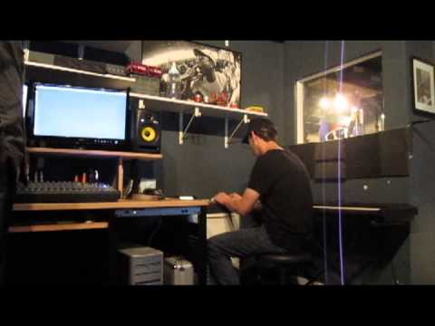 CAN-I-LIVE MAKING BEAT WITH URGE IN THE LAB