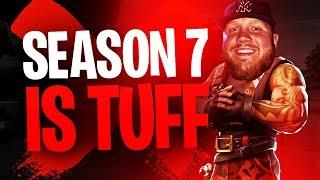 SEASON 7 IS TUFF... (ft. SypherPK, DrLupo & Jordan Fisher) | Fortnite Battle Royale Highlights #228