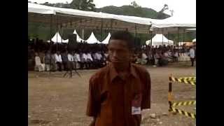 Jokowi Resmikan Pembangunan Waduk Keureutoe Paya Bakong   Aceh Utara 2
