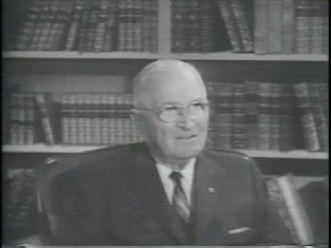 Harry Truman Outtakes