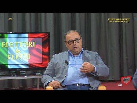 Elettori & Eletti 2020: Francesco Losito, candidato consiglio regionale - La Puglia Domani