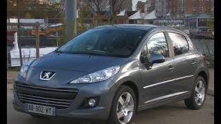 Essai Peugeot 207 2009