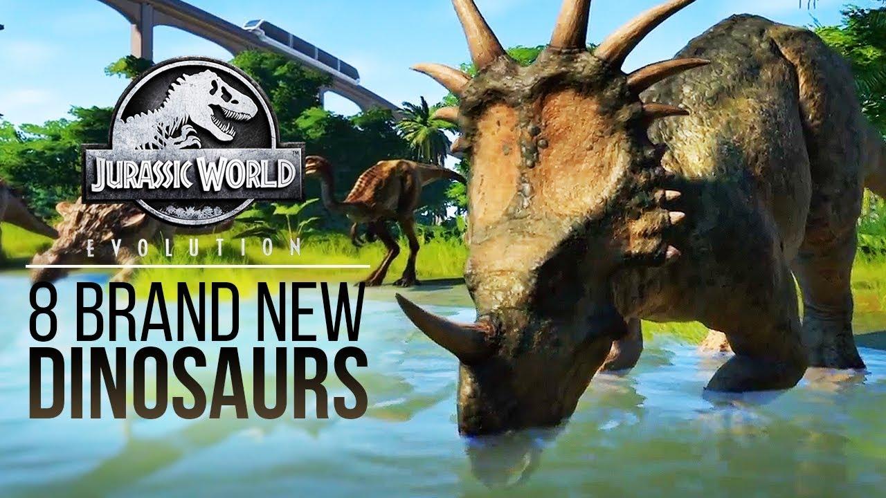 jurassic world evolution deluxe edition content