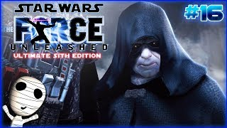 Das gute & böse Finale - Star Wars The Force Unleashed #16 - Lets Play deutsch Ultimate Sith Edition