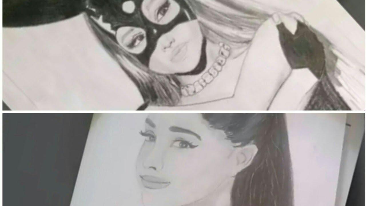 Disegni Di Ariana Grande Youtube