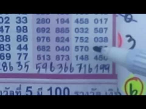 คลิปที่ 5 #30/12/59# เลขเด่นบน สูตร1 - 2 - 4 (สูตรเดิม) เลขชนงวดนี้ได้อะไร  -khitlenlen