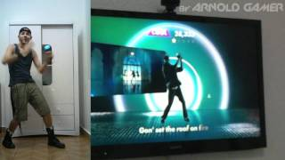 "08. Everybody Dance PS3 - ""Usher ft. Pitbull - DJ Got Us Fallin"