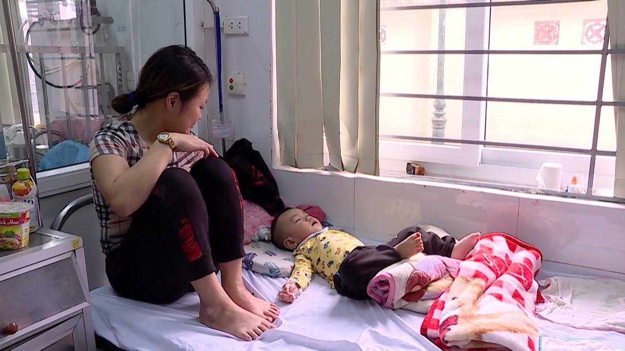 Hà Nội: Cảnh báo bệnh sởi có chiều hướng gia tăng