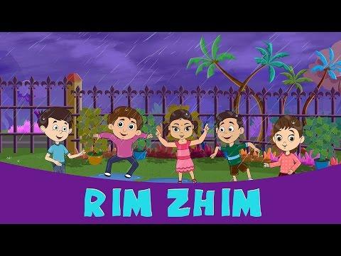Rim Zhim | Marathi Badbad Geete | Marathi Balgeet for Kids | Latest Marathi Balgeet