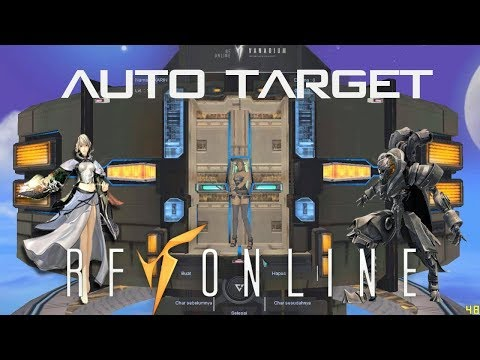 Auto Target RF Online / Rising Force Online is Real, 100 WORK !!