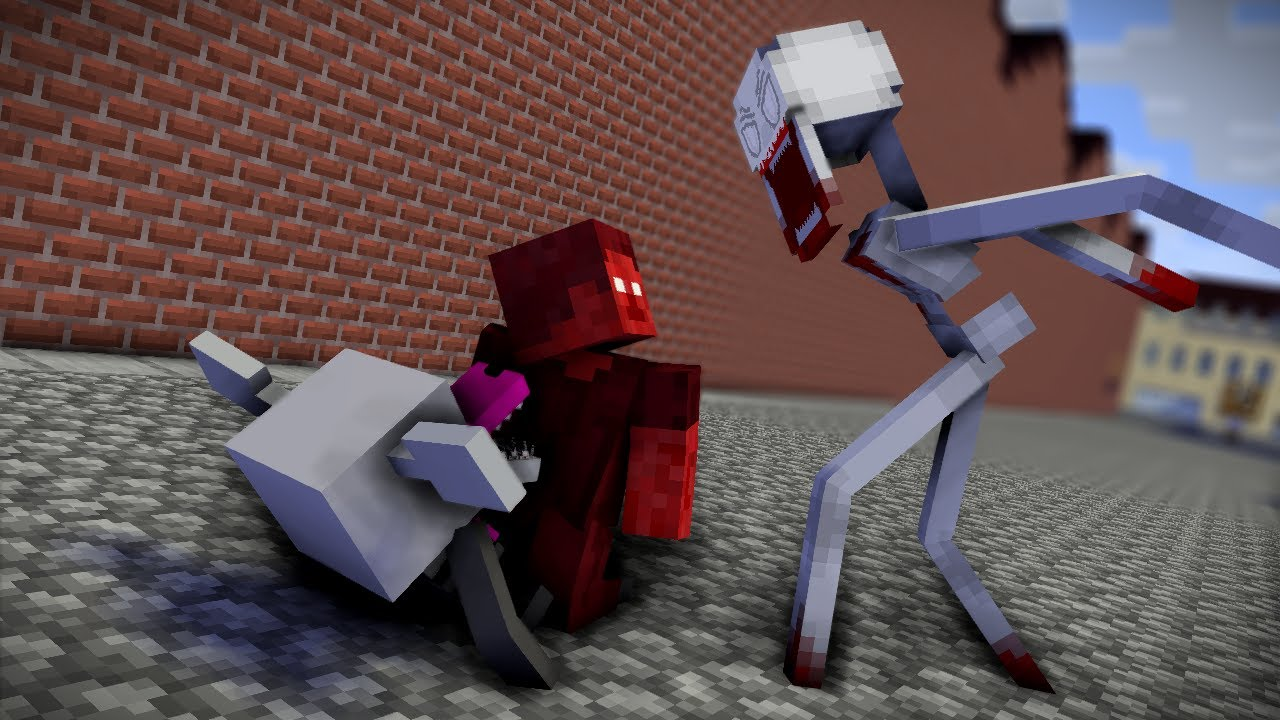SCP-096 vs AML 777 vs Mangle